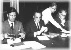 Schmidt und Wehner